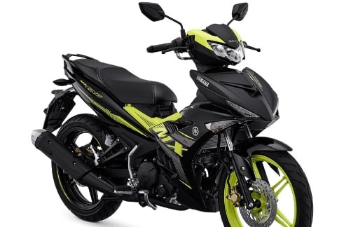 Yamaha All New MX